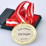 Özel Günlere Özel Madalyon