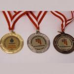 Spor Müsabakası Ödül Madalyonları